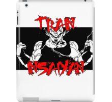 Train Insaiyan- Majin Vegeta iPad Case/Skin