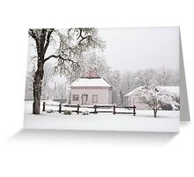 Cottage Grove, OR Greeting Card