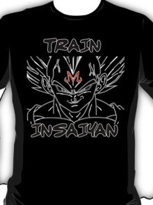 MAJIN VEGETA- TRAIN INSAIYAN T-Shirt