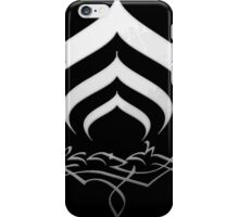 Warframe Lotus - Chrome iPhone Case/Skin