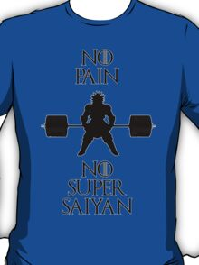 Broly lifting weights!  T-Shirt