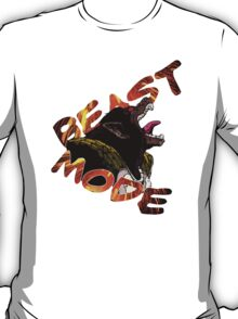 Beast Mode- Great Ape T-Shirt