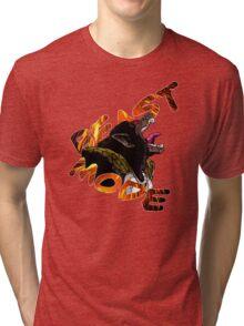Beast Mode- Great Ape Tri-blend T-Shirt