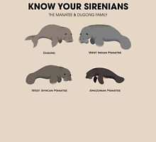 Know Your Sirenians Unisex T-Shirt