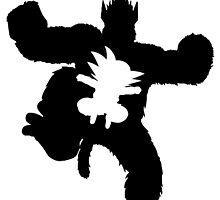 Goku Evolution- DBZ by ravvstheworld