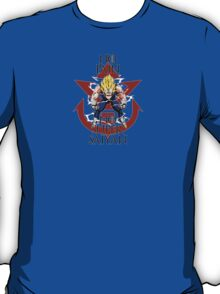 No Pain No Super Saiyan- Majin Vegeta T-Shirt