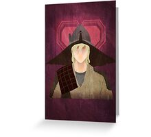 DA:I Keep - Cole Greeting Card