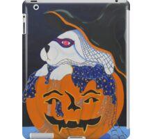 Halloween Bunny iPad Case/Skin