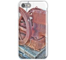 Rusty Things iPhone Case/Skin