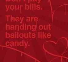 Bailouts by Christopheles Vanderlander