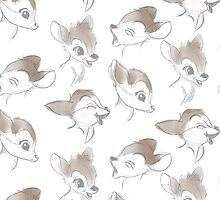Bambi Pattern!  by DisneyDreams
