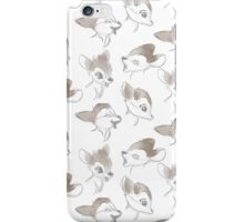 Bambi Pattern!  iPhone Case/Skin