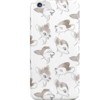 Bambi Pattern!  iPhone Case/Skin
