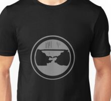 A Complete Guide to Heraldry - Figure 10 — Device of the Mameluke Emir Schaikhu Unisex T-Shirt