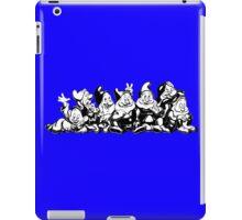 7 dwarfs iPad Case/Skin
