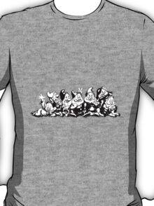 7 dwarfs T-Shirt