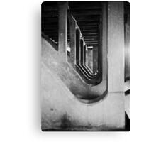 under the bridge #1 Canvas Print