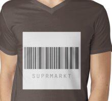 Suprmarkt - white square Mens V-Neck T-Shirt