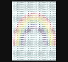 Rainbow color One Piece - Short Sleeve