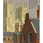 York Minster by David  Kennett