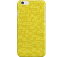 cold coins iPhone Case/Skin