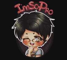 Markiplier So Pro [T-Shirt, Poster, etc.] by AjaSama