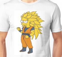 Bart Simpson Goku Unisex T-Shirt