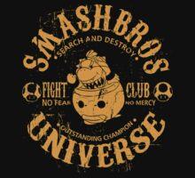 Mushroom champion 7 by absolemstudio