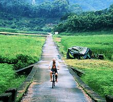 Lonely in Taiwan, 2008 by Tash  Menon