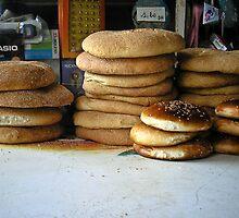 daily bread by Cédric Delalande