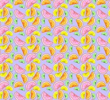 citrus rainbow by purplestgirl