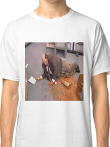 Me Trying to handle life Classic T-Shirt