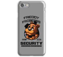 Freddy Fazbear's Security iPhone Case/Skin