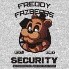 Freddy Fazbear's Security by GALAXE