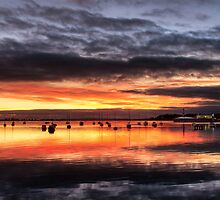 HDR Sunrise by Heather Prince