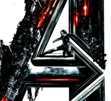 Avengers Age of Ultron Sticker