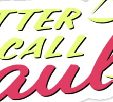 Better Call Saul Sticker