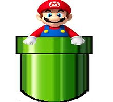 Mario by NathanG