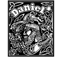 Daniel cover Photographic Print