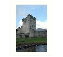 Ross Castle Killarney Art Print