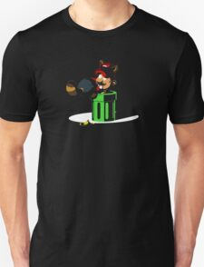 Raccoon Plumber IRL 2: Electric Boogaloo T-Shirt