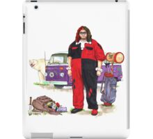 Hurley Quinn Lost/Batman Mashup iPad Case/Skin