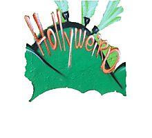 Hollyweird Photographic Print