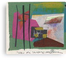 STUDIO(C1999) Canvas Print