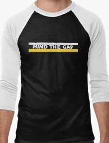 Mind the Gap Men's Baseball ¾ T-Shirt