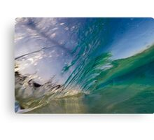 Kua Bay Surf Canvas Print