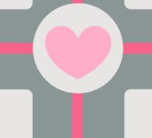 Companion Cube Sticker