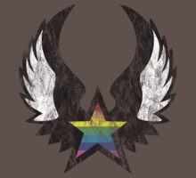 winged rainbow starz by chromatosis