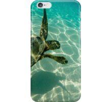 Hawaii Green Sea Turtle!! iPhone Case/Skin