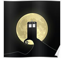 Nightmare Before A Tardis Poster